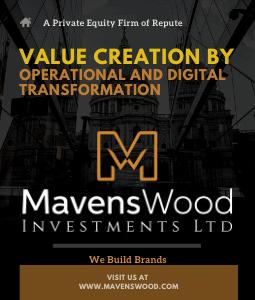 MavensWood Investments Ltd. ad